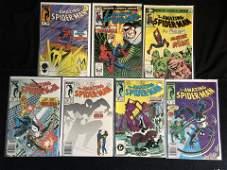 THE AMAZING SPIDER-MAN COMIC BOOK LOT (MARVEL COMICS)