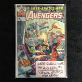 THE KREESKRULL WAR Starring The AVENGERS 1 MARVEL