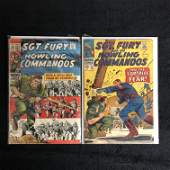 SGT. FURY and his Howling Commandos #67/ 339 (MARVEL