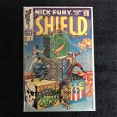 NICK FURY Agent of S.H.I.E.L.D. #1 (MARVEL COMICS)