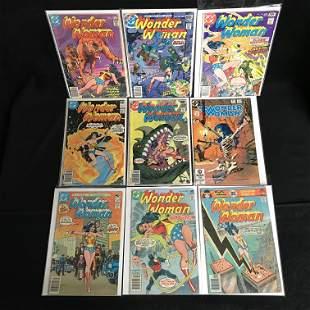 WONDER WOMAN COMIC BOOK LOT (DC COMICS)