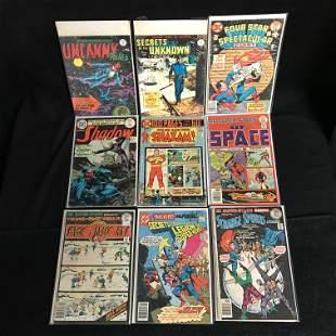 ASSORTED DC COMICS BOOK LOT