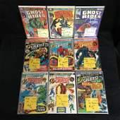 MARVELS GREATEST COMICS GHOST RIDER COMIC BOOK LOT