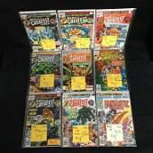 MARVELS GREATEST COMICS BOOK LOT