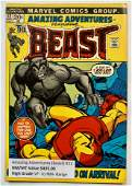AMAZING ADVENTURES BEAST #12 (MARVEL COMICS)