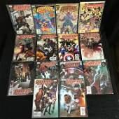 GUARDIANS OF THE GALAXY COMIC BOOK LOT MARVEL COMICS