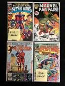 HIGH GRADE MARVEL COMICS BOOK LOT