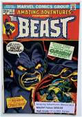 AMAZING ADVENTURES BEAST #17 (MARVEL COMICS)