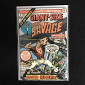 DOC SAVAGE #1 (MARVEL COMICS) GIANT-SIZE