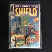 NICK FURY, AGENT OF SHIELD #1 (MARVEL COMICS)