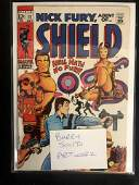 NICK FURY AGENT OF SHIELD 12 BARRY SMITH ARTWORK