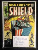 NICK FURY AGENT OF SHIELD 13 1ST APPEARANCE OF SUPER