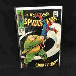 THE AMAZING SPIDER-MAN #60 (MARVEL COMICS)