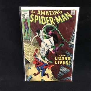 THE AMAZING SPIDER-MAN #76 (MARVEL COMICS)