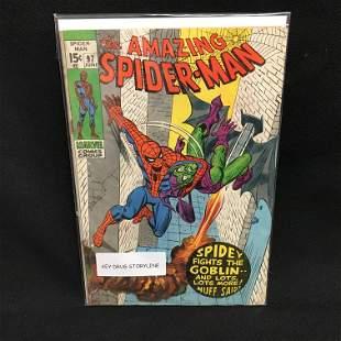 THE AMAZING SPIDER-MAN #97 (MARVEL COMICS)