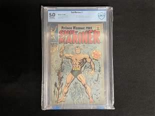 SUB-MARINER #1 CBCS GRADE 5.0 (MARVEL COMICS) 1968