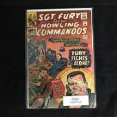 SGT. FURY And His Howling Commandos #27 (MARVEL COMICS)