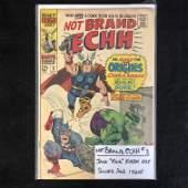 NOT BRAND ECHH #3 (MARVEL COMICS)