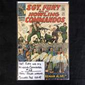SGT. FURY and his HOWLING COMMANDOS #28 (MARVEL COMICS)