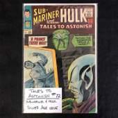 TALES TO ASTONISH #72 (MARVEL COMICS)