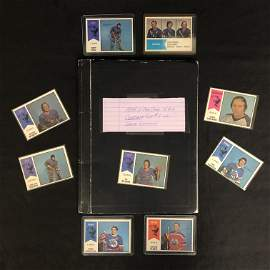 1974 OPC W.H.A COMPLETE HOCKEY CARD SET