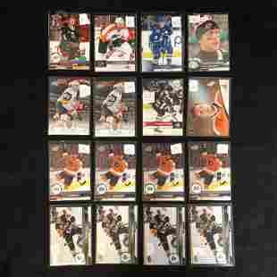 NHL HOCKEY ROOKIE CARD LOT