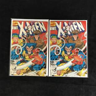 X-MEN # 4 (MARVEL COMICS) X2