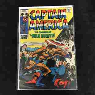 CAPTAIN AMERICA #121 (MARVEL COMICS)