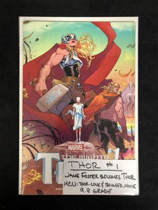 THE MIGHTY THOR #1 (MARVEL VARIANT)