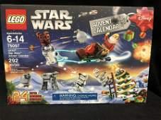 """LEGO: STAR WARS """"LEGO STAR WARS ADVENT CALENDAR"""" BUILDI"""