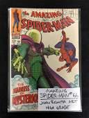 THE AMAZING SPIDER-MAN #66 (MARVEL COMICS)