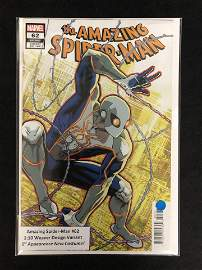 The AMAZING SPIDER-MAN #62 (MARVEL VARIANT) 1:10 Weaver