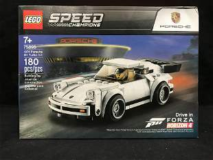 "LEGO: SPEED CHAMPIONS ""1974 PORSCHE 911 TURBO 3.0"""