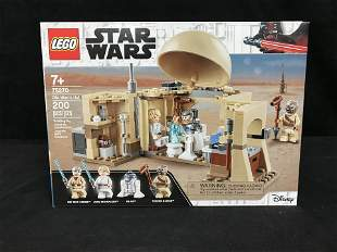 "LEGO: STAR WARS ""OBI-WAN'S HUT"" BUILDING TOY"