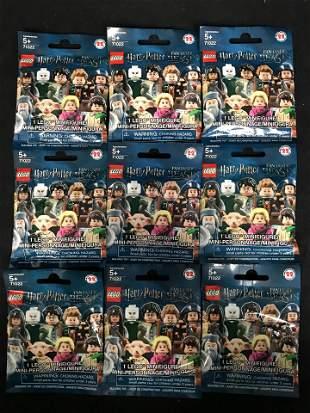 LEGO MINIFIGURES HARRY POTTER FANTASTIC BEASTS (71022)