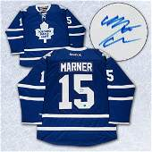 Mitch Marner Toronto Maple Leafs Autographed Draft Day