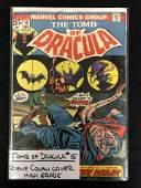 TOMB OF DRACULA #15 (MARVEL COMICS)