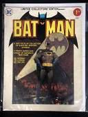 BATMAN C-44 (DC COMICS) Limited Collector's Edition