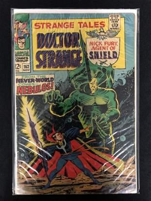 STRANGE TALES #162 (MARVEL COMICS)