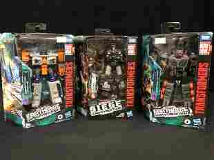 NEW TRANSFORMERS WAR ON CYBERTRON ACTION FIGURE LOT (