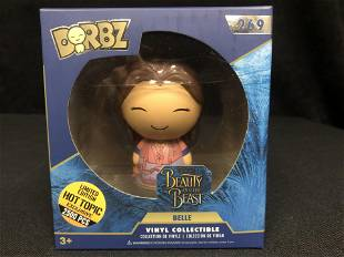 DORBZ #269 BEAUTY AND THE BEAST BELL LTD EDITION HOT