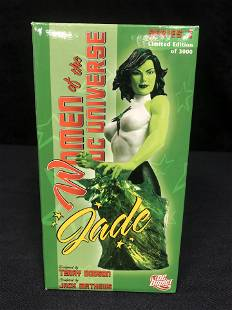 DC DIRECT WOMEN OF THE DC UNIVERSE JADE SERIES 2