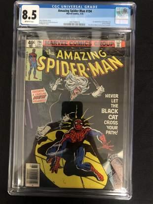MARVEL COMICS AMAZING SPIDER-MAN NO.194 ( CGC 6.0) 1ST