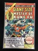 GIANT-SIZE MASTER OF KUNG FU #3 (MARVEL COMICS)