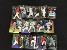 2020 Topps Bowman Platinum Baseball Card Lot