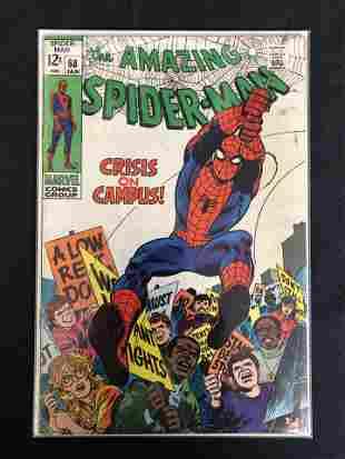 THE AMAZING SPIDER-MAN #68 (MARVEL COMICS)