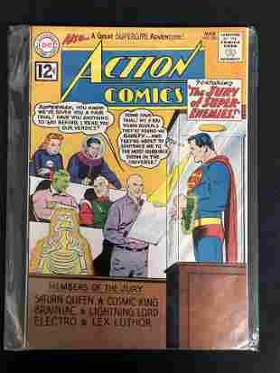 ACTION COMICS #286 (DC COMICS)