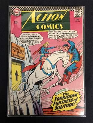 ACTION COMICS #336 (DC COMICS)