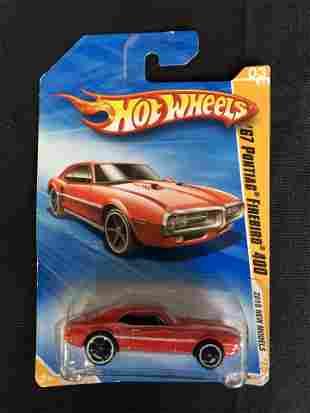 HOT WHEELS '67 PONTIAC FIREBIRD 400