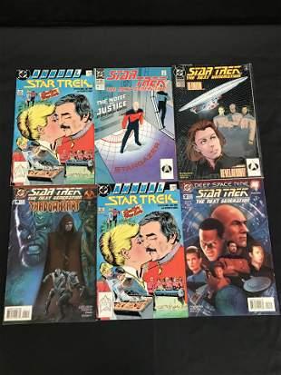 STAR TREK COMIC BOOK LOT